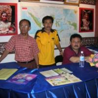 Stand Pesta Pulau Pineng 2006