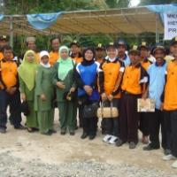 Kontingen Kabupaten Tanah Datar